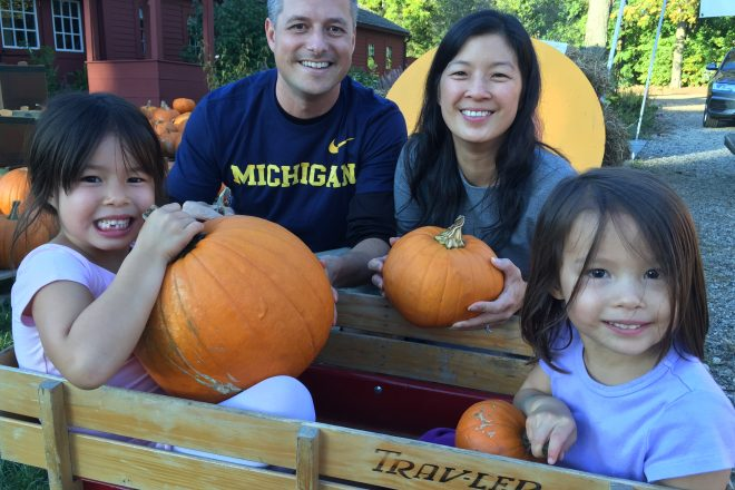 Wilton Kiwanis Pumpkin Patch Offers Family Service Day Opportunity
