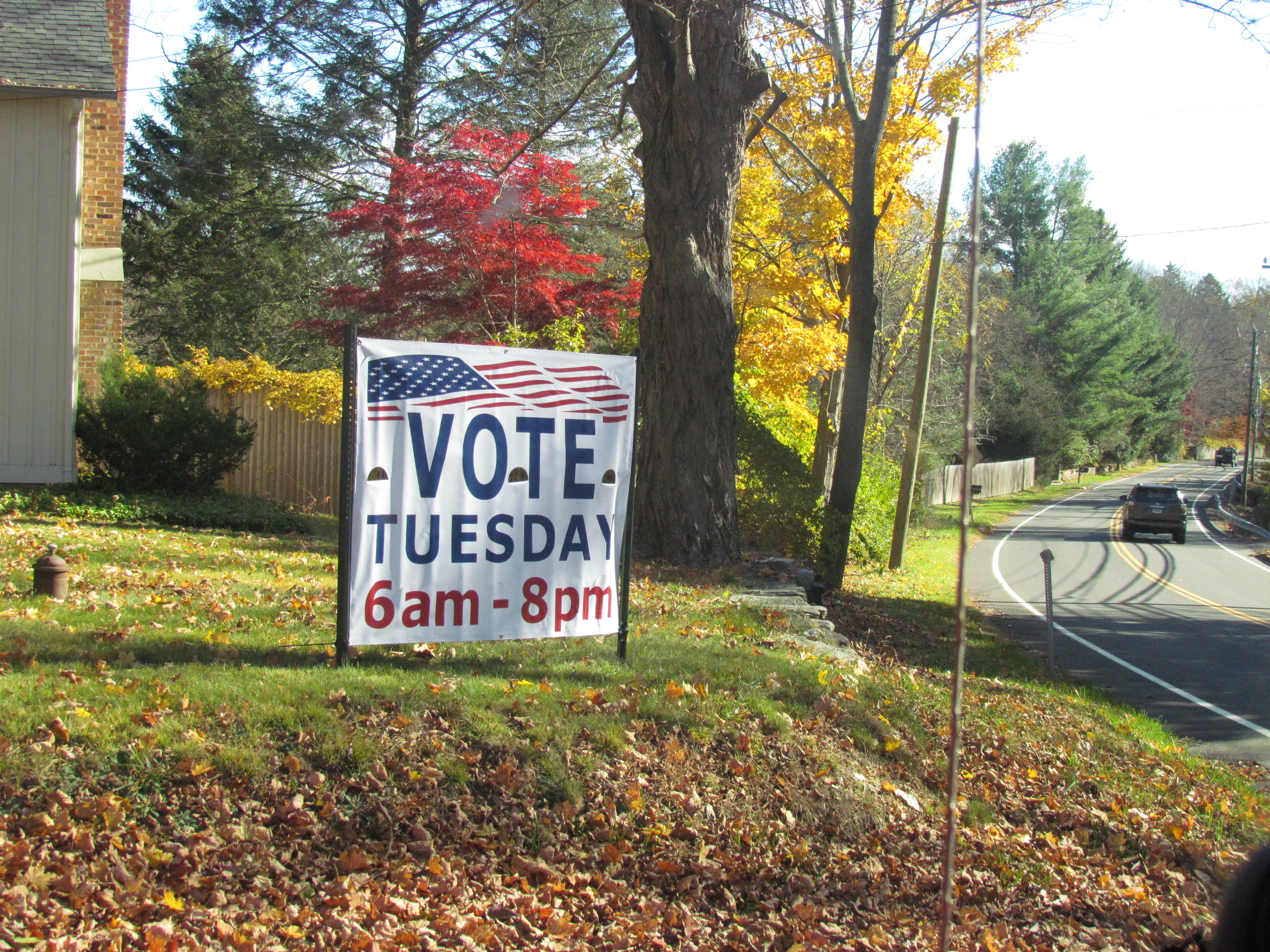 Election 2019:  Voting 411–EVERYTHING You Need to Know to Vote in Wilton