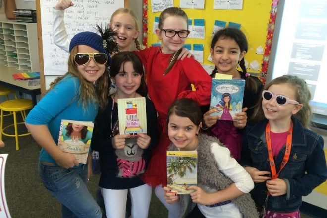 """Reading Rocks!"" Kicks Off at CM and M-D Schools Friday"