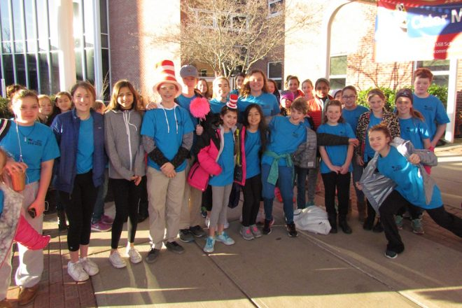 """Wilton Children's Theater Presents """"Seussical the Musical"""""""