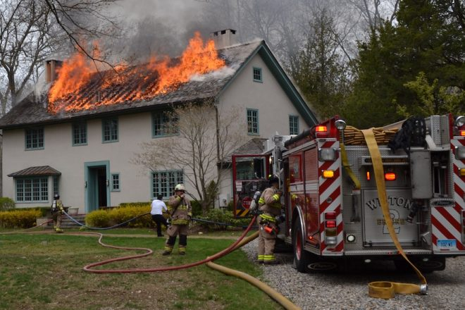 Wilton Fire Marshal Warns About CT's 'Alarming' Increase in Fatal Fires