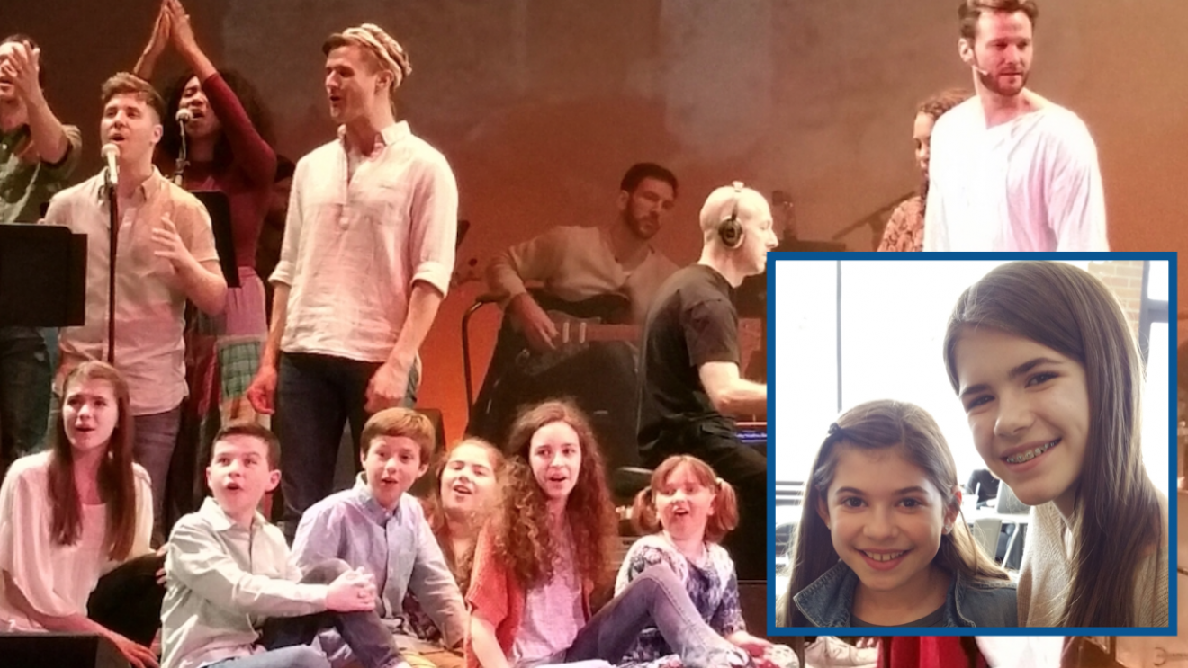"Two Wilton Teens Thrill Onstage for ""Jesus Christ Superstar"" at Ridgefield Playhouse"