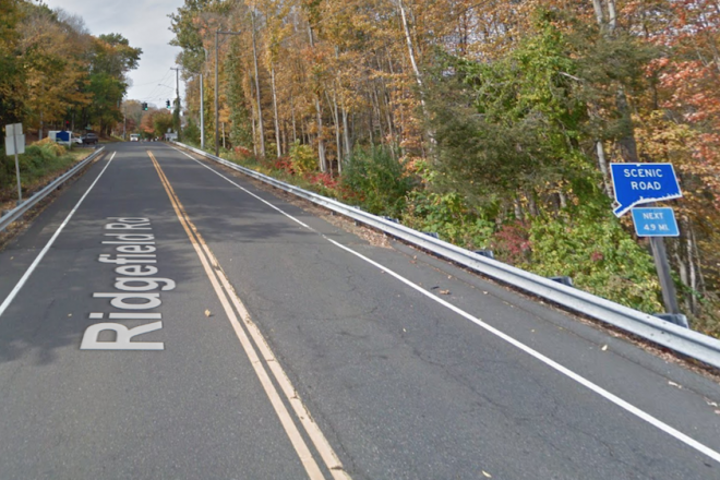 """Historic Dist. Commission: """"Ridgefield Rd. Treasure in Danger of Ruin"""" from AROD"""