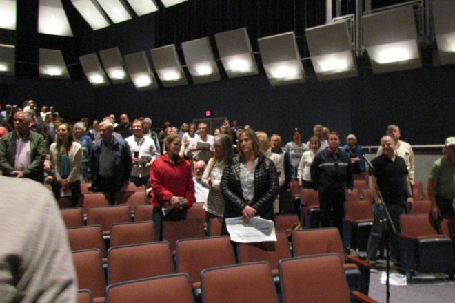 After (Late Night) Annual Town Meeting, Wilton Looks to Saturday Voting