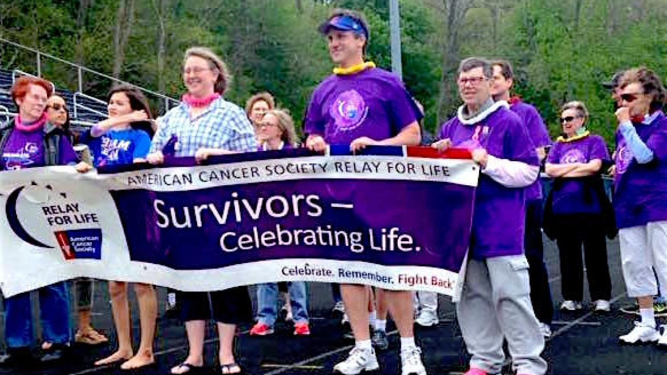 Relay For Life Gets New Life with Students Inspired by Teacher's Survival Story