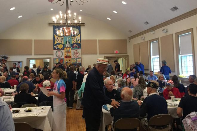 Annual Memorial Day Pancake B'fast Kicks Off New Family Kiwanis Club Membership [VIDEO]