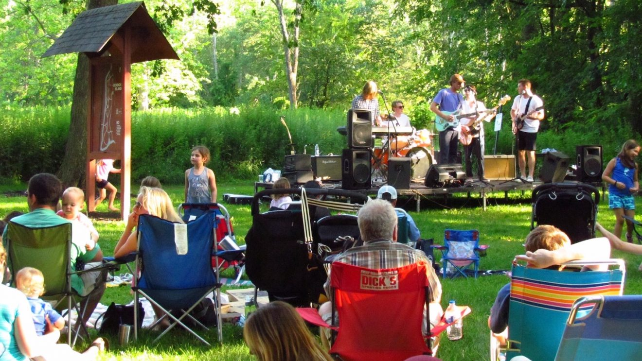 Wilton Parks & Rec Concerts Start Sunday, Band Line-Up Announced