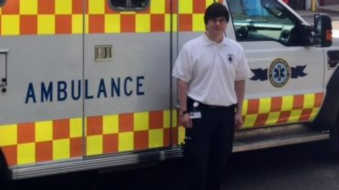 This 19 Y.O. EMT Learned How to Save a Life–Now It's Your Turn