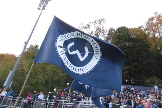 WHS's Memorable 50th Homecoming Game with 45-14 Win Over Stamford [PHOTOS]