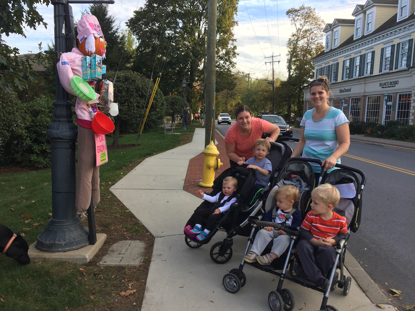 Wilton Scarecrow Scavenger Hunt Starts Today!