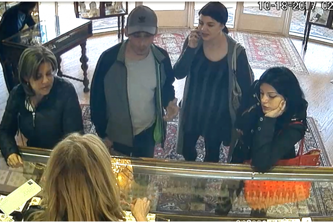 $17,000 Worth of Jewelry Stolen from Wilton's Campus Jewelry