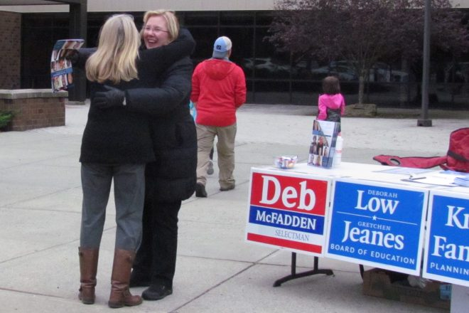 Dems Win Big as Wilton Taps McFadden & Bufano for BOS; Low, Jeanes & Hemmerle for BOE
