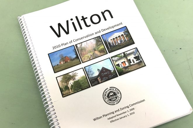 Public Hearing Date This Week for Wilton's Plan of Conservation and Development