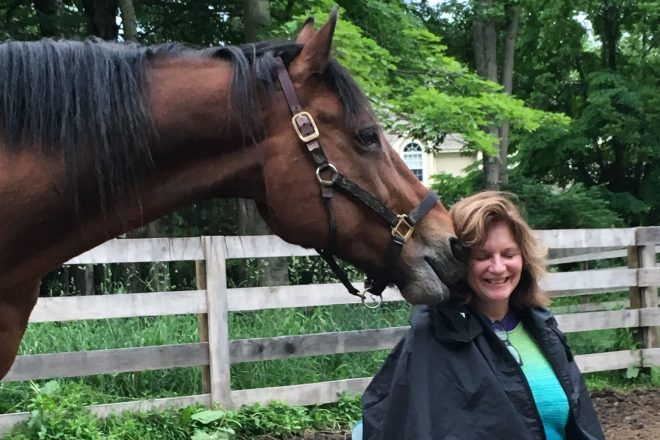Possibilities Farm: Finding Humans' Best Potential in Partnership with Horses