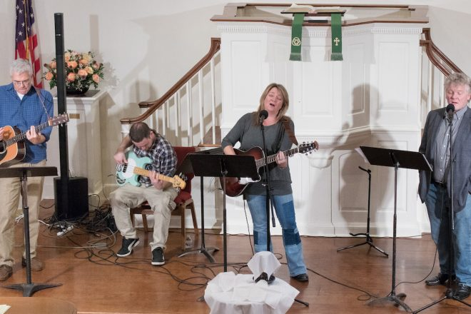 """From """"Rock of Ages"""" to Rock-n-Roll at Wilton Congregational Church"""