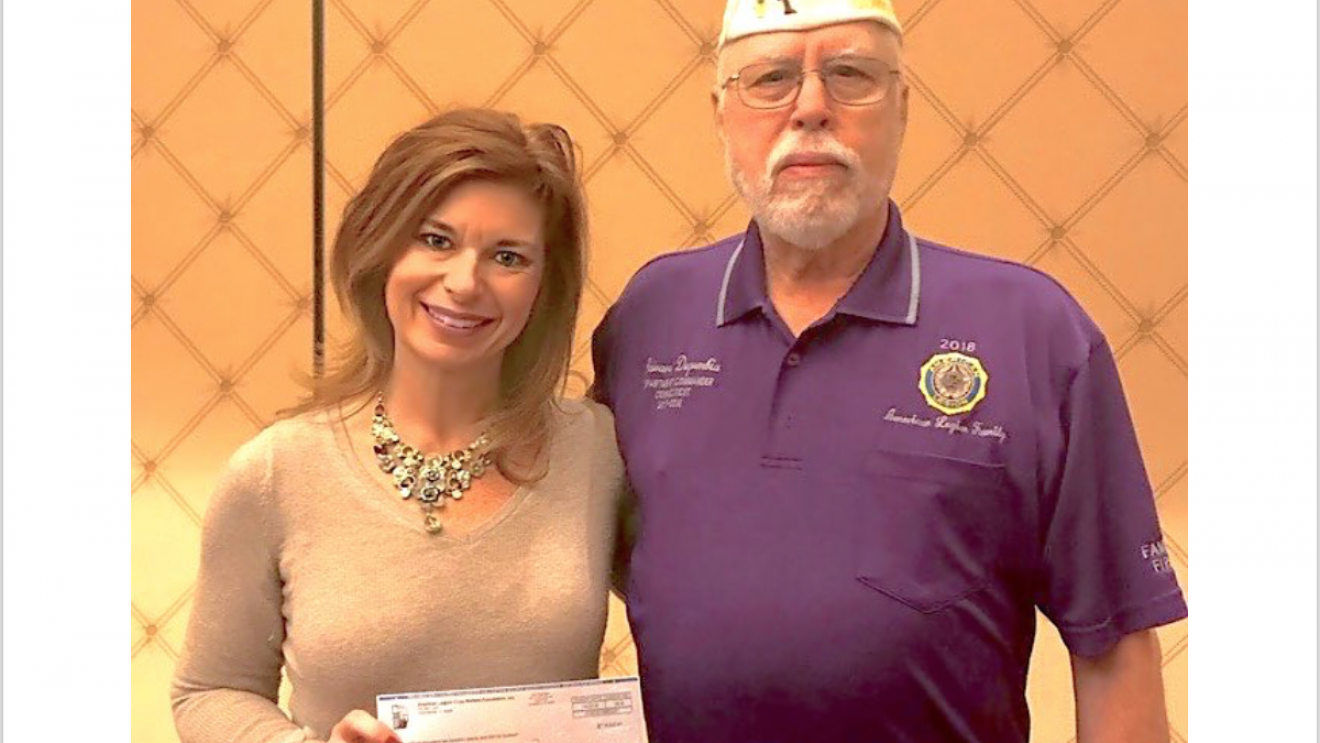 American Legion Awards Grant to First Candle to Support Mission of Saving Babies' Lives