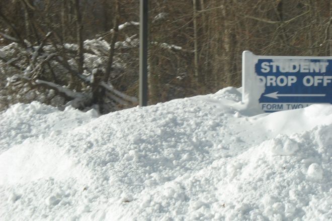 UPDATE:  Snow Closes Wilton Schools for Second Day; What's Open?