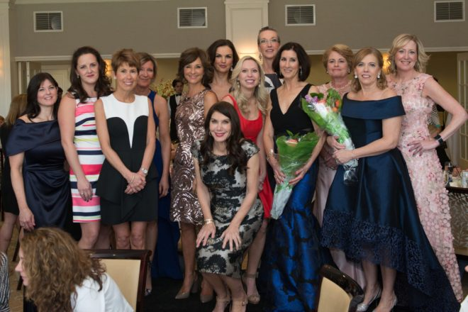 11th Annual Woman's Club Fashion Show & Luncheon Takes on Domestic Violence