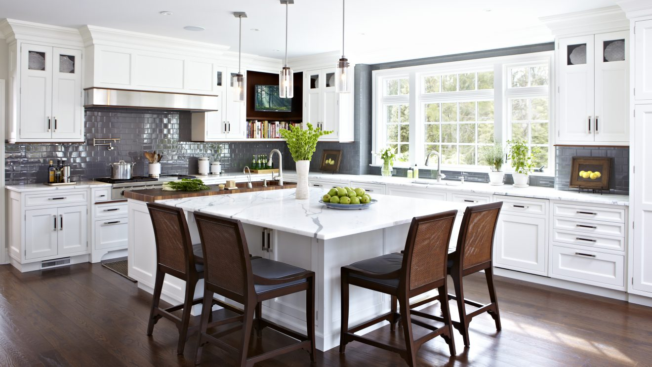 A Realtor's Take on Fairfield County's Kitchen and Bath Trends