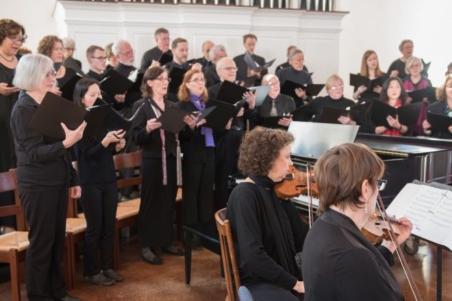 Music on the Hill Needs Singers for Music of Scandinavia
