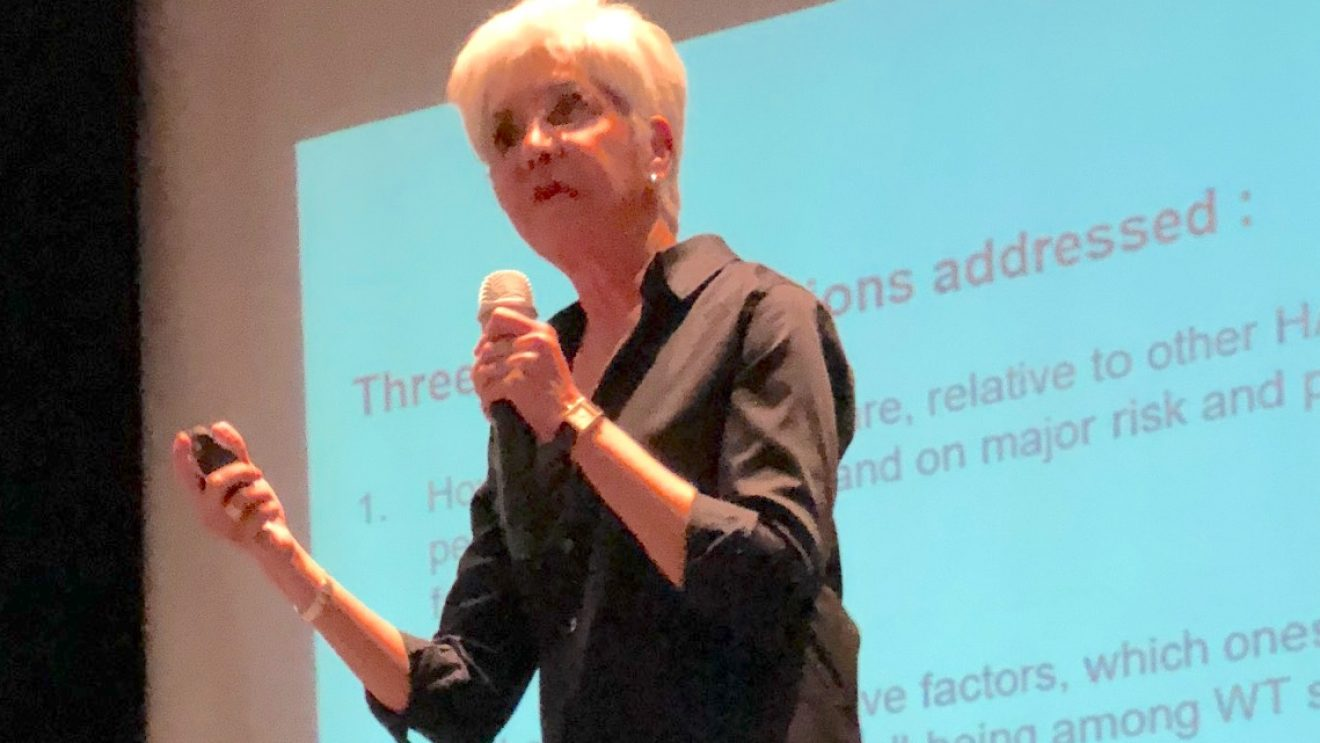Researcher Finds Wilton Youth More Anxious & Stressed than Average Teens