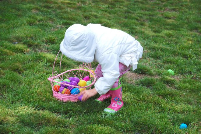 Congregational Church Invites All to Easter Egg Hunt