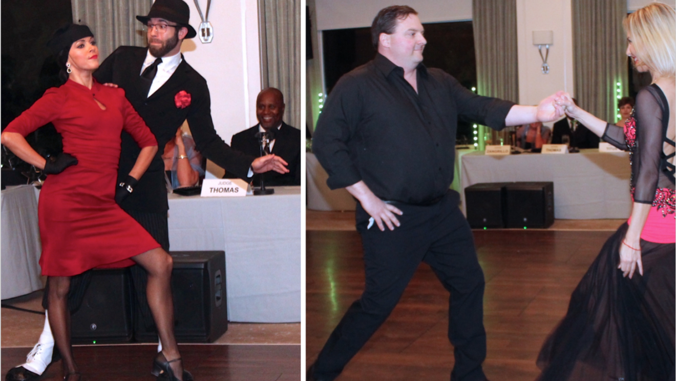 """Wilton Dancers are Winners at ElderHouse """"Dancing with the Stars"""" Fundraiser"""