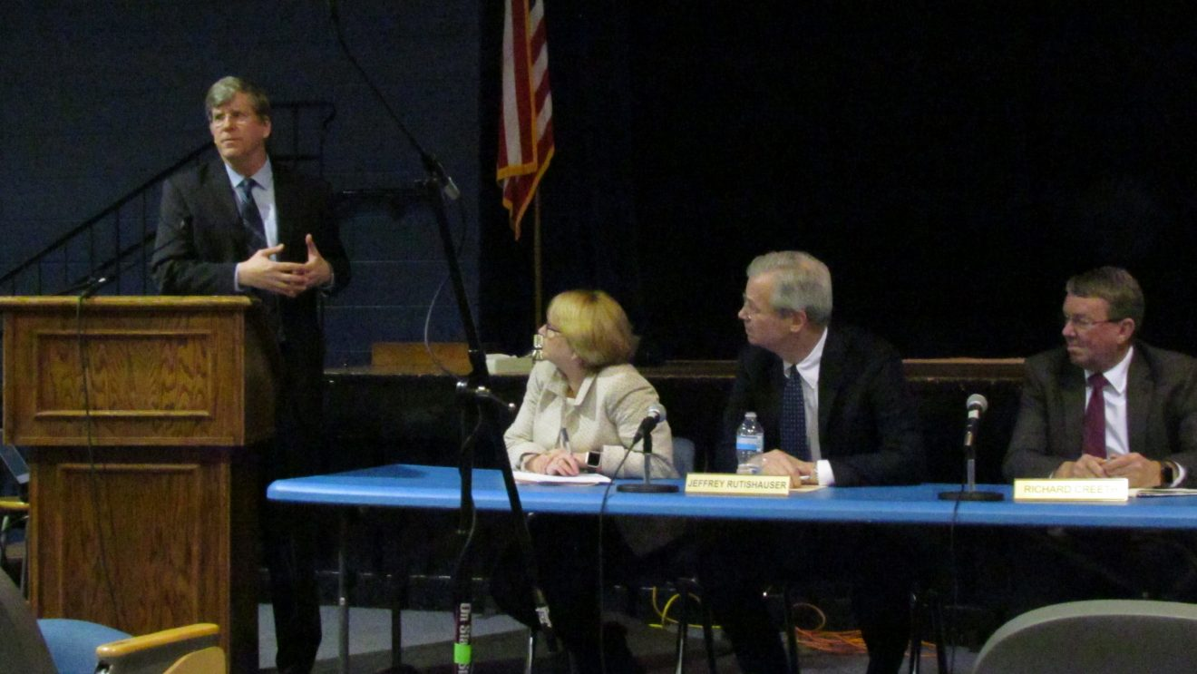 RECAP–Live Blog Town Budget Public Hearing; Appeal for Library Funding Tops Comments