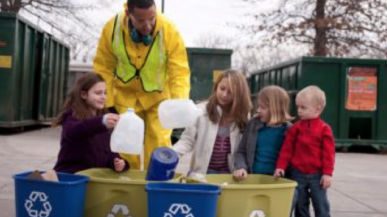 "Town of Wilton Sponsors ""America Recycles Day"" Activities"