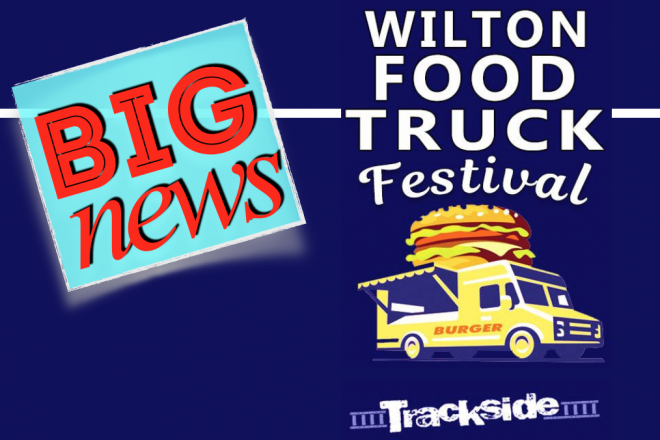 Trackside's Food Truck Festival will Boast 22 Trucks