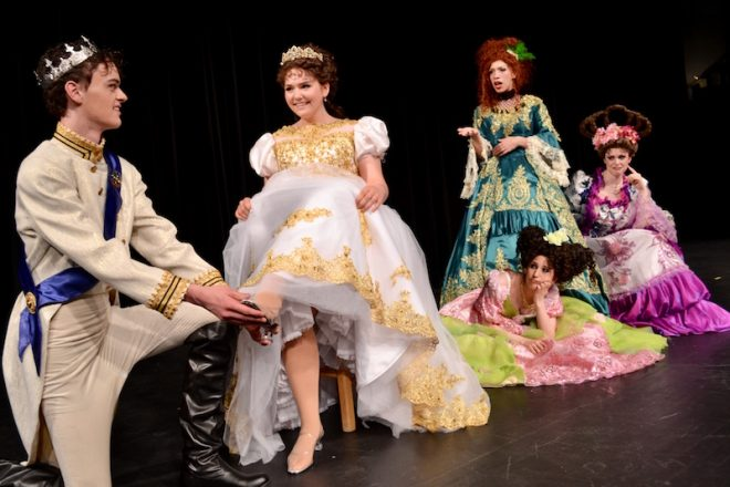 """If the Slipper Fits, It's a Must to See WHS Spring Musical """"Cinderella"""" [PHOTOS]"""