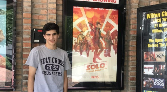 """Movie Review  Low Expectations for """"Solo: A Star Wars Story"""""""