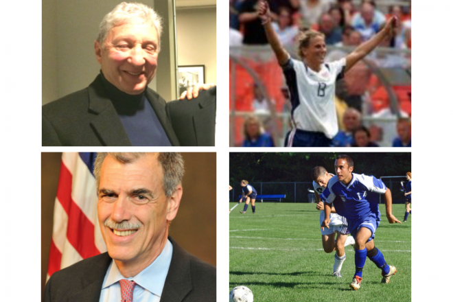 Four selected for Induction to Wilton Public Schools Hall of Fame