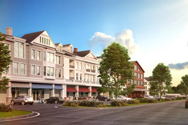 P&Z Hearing Tonight on Wilton Heights Development is Project's First Hurdle