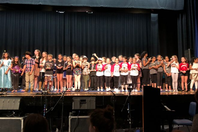 """""""Cider Mill's Got Talent"""" Showcases Explosive Talent of Students"""
