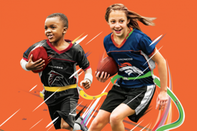 Wilton Youth Football and Cheer Launches a Flag Program Exclusively for Girls