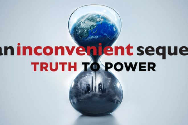"""Library Screens Sequel to """"Inconvenient Truth"""" Climate Change Movie"""