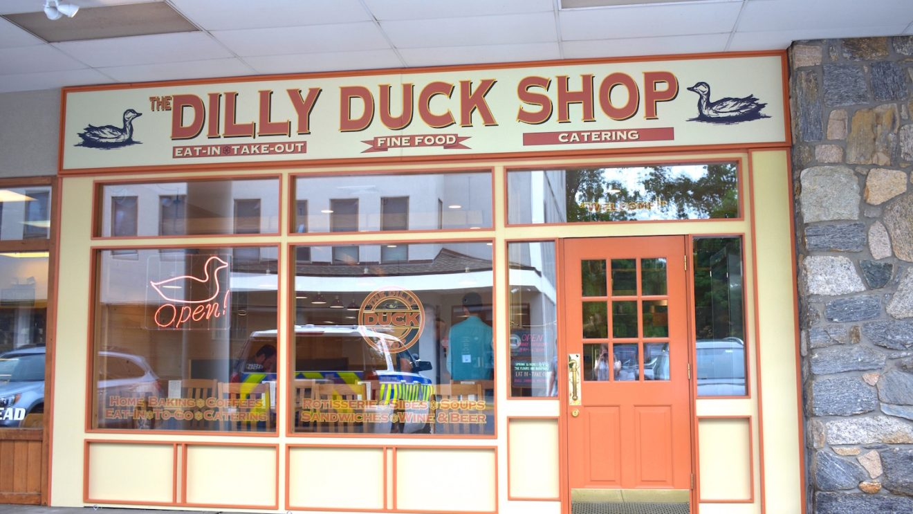 The Dilly Duck Shop:  Modern Twist on Classic New England Eatery