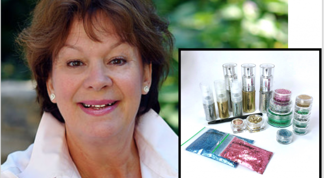 Wilton's Glitter Fairy:  Sparkling the World & Protecting Mother Earth