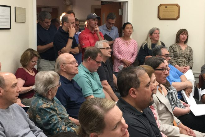 Big Proposed Development Prompts Big Resident Turnout at P&Z