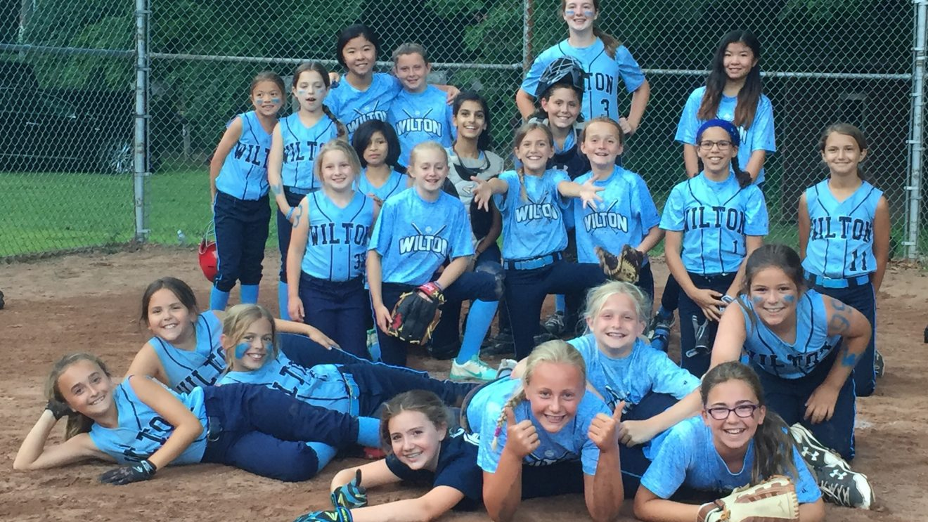 Wilton Teams Play in Fairfield County Fast Pitch Softball Tournament, this Weekend