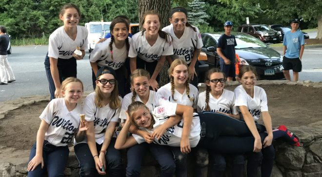 Wilton 11U Softball Opens the CT State Little League Tournament with Win