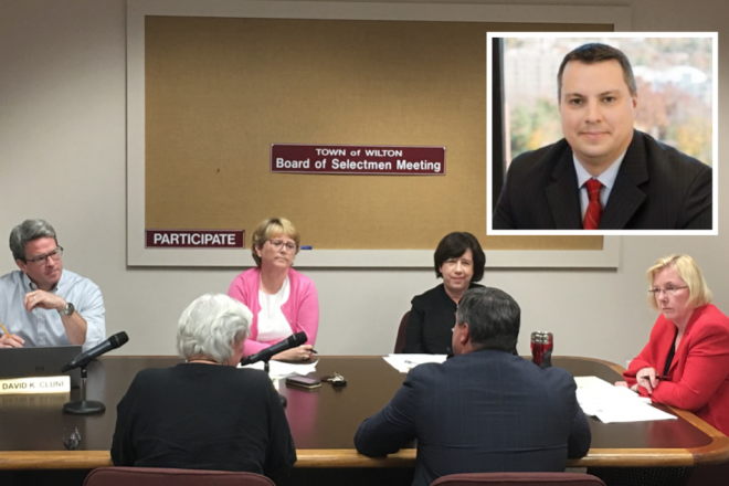 BREAKING NEWS:  Bd. of Selectmen Chooses Josh Cole as new Member