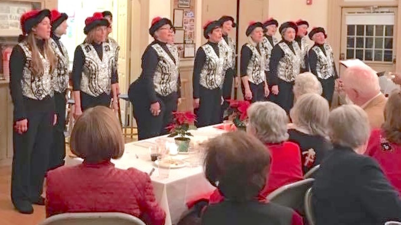 Wilton's Singing Sisterhood in Search of New Members
