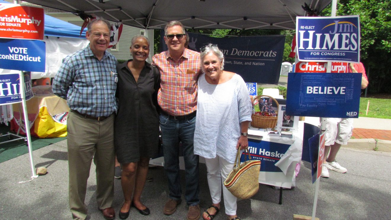 Wilton Dems to Kick Off Campaign Saturday with Candidates, Himes & Lamont Endorsement for Gov.