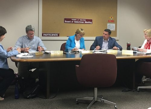 Board of Selectmen Vote to Move Meeting Time Later