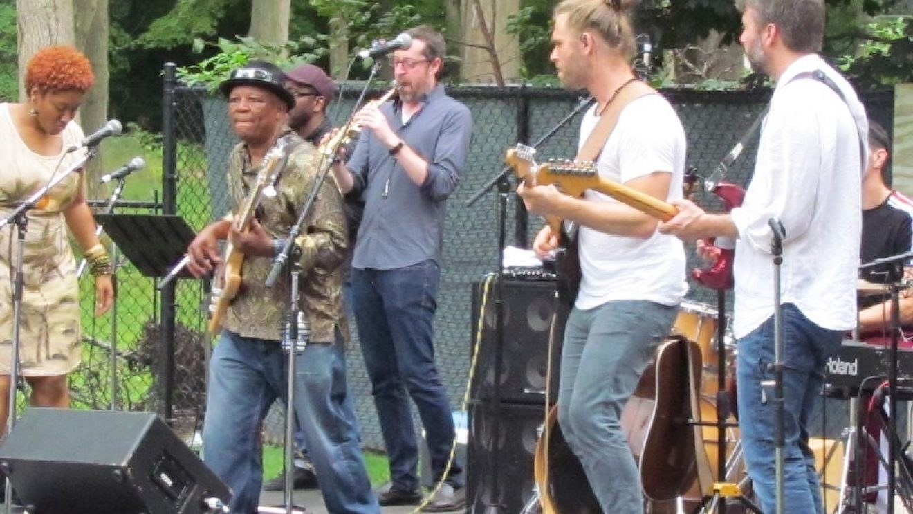 Wilton's 2nd Annual Family Day Free Concert will Rock Merwin Meadows this Sunday