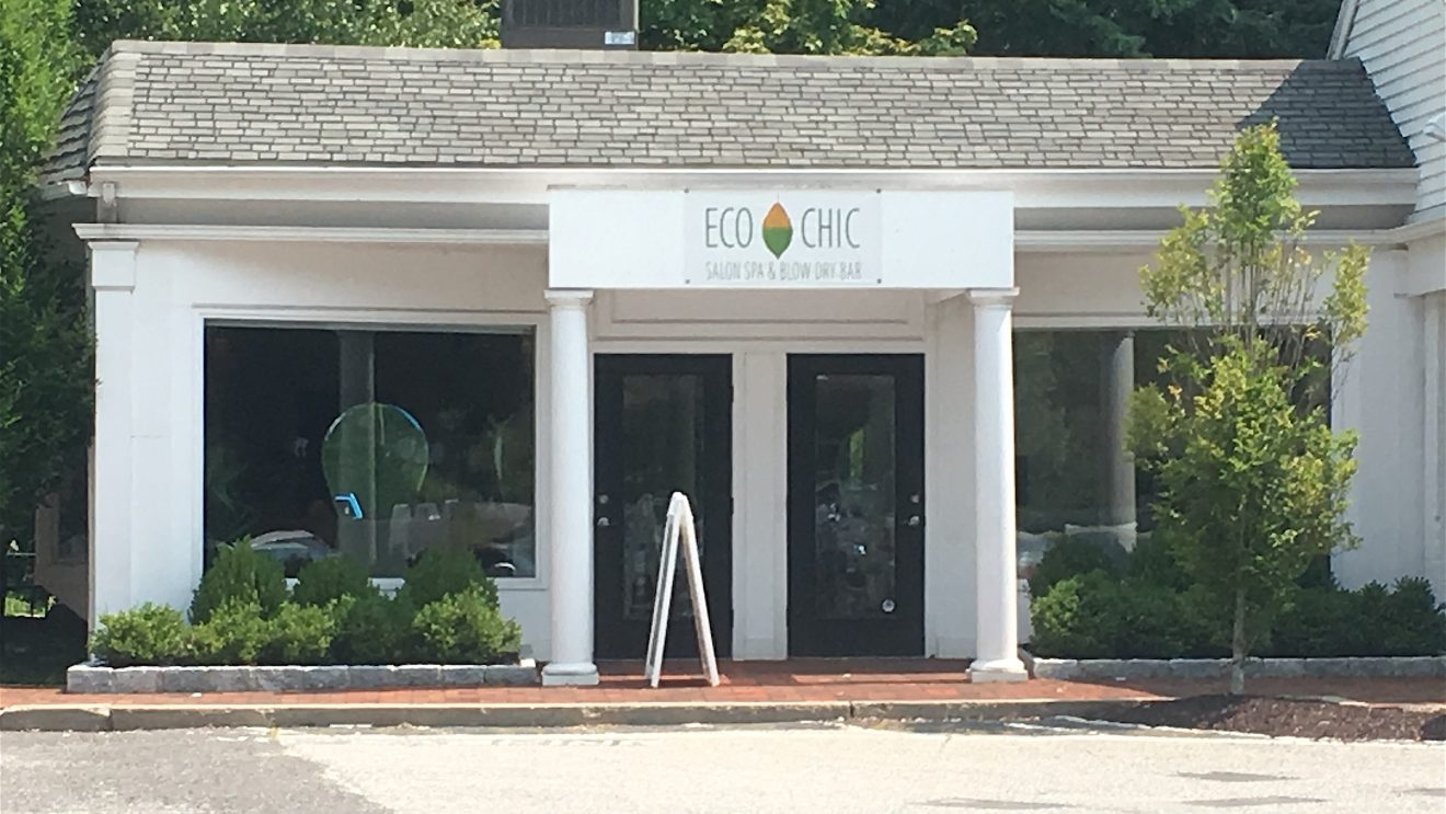 Wilton Welcomes Eco Chic Salon and Blow Dry Bar