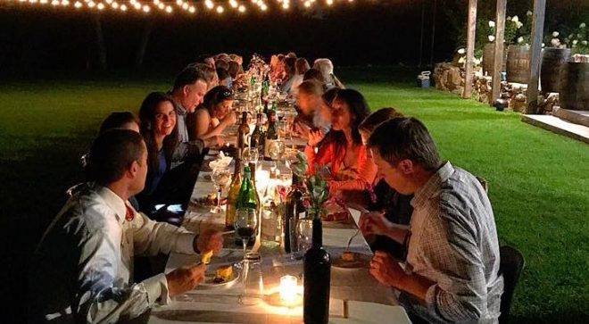 Upcoming Farm-to-Table Fundraiser at Millstone Farm–'Charitable Effort' Could Challenge Town Hall
