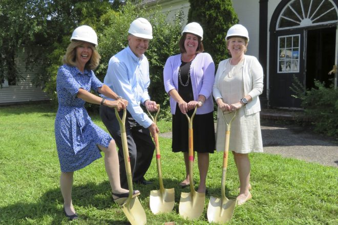 Visiting Nurse & Hospice Breaks Ground at New Wilton HQ